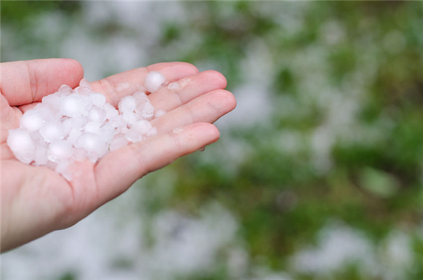 How to Handle Hail Damage on Your HOA Property