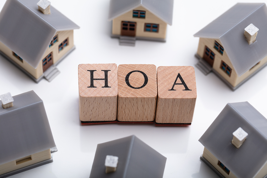 Dealing with an HOA member whose House Violates Protocol