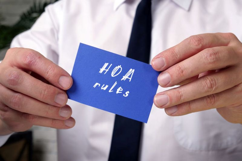 Why It's Important to Enforce the Rules in Your HOA Community