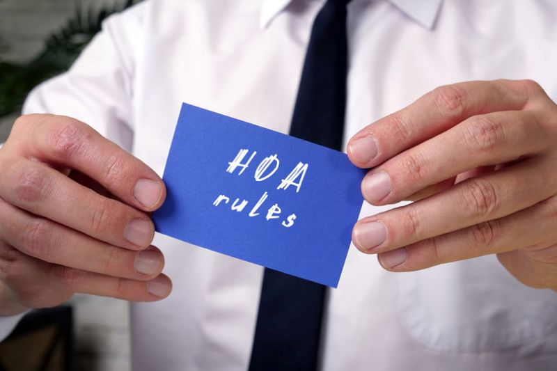 How Many Rules Is Too Many Rules for an HOA?