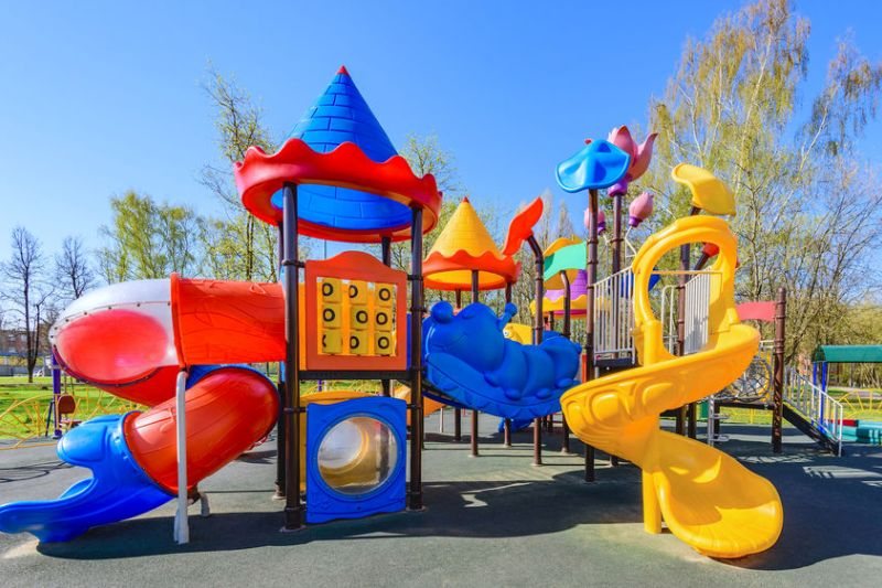 Six Things to Consider Before Building a Community Playground